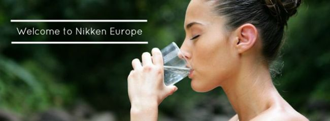 Filtro de agua Nikken para perder peso